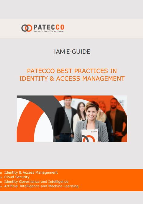 PATECCO Third E-Guide for Best practices in IAM.